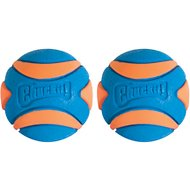 Chuckit! Ultra Squeaker Ball, Small, 2 count