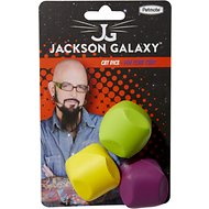 Jackson Galaxy Dice Cat Toy, 3 count