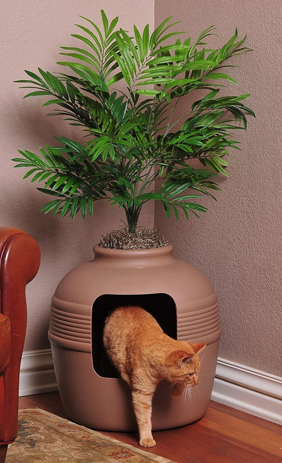 Good Pet Stuff Hidden Cat Litter Planter Chewy Com