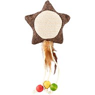 Pet Zone Snag-able Star Cat Toy