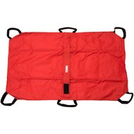 HandicappedPets Transport Dog Stretcher, Red