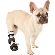 HandicappedPets Rear Leg Dog & Cat Splint, X-Small