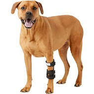 HandicappedPets Carpal Style Front Leg Dog Splint, Medium