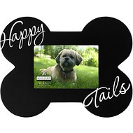 "Malden International Designs ""Happy Tails"" Dog Picture Frame, 3.5 x 5 in"