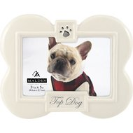 "Malden International Designs ""Top Dog"" Dog Picture Frame, 3.5 x 5 in"