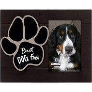 "Malden International Designs ""Best Dog Ever"" Dog Picture Frame, 4 x 6 in"