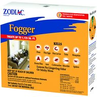 Zodiac Flea & Tick Room Fogger, 3-oz, 3 pack