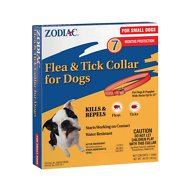 Zodiac Flea & Tick Collar for Small Dogs, 15-in