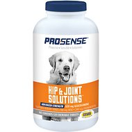 Pro-Sense Advanced Strength Dog Joint Solutions Tablets, 120 count