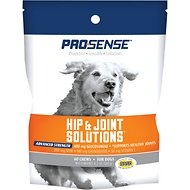Pro-Sense Advanced Strength Dog Joint Solutions Soft Chews, 60-count