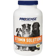 Pro-Sense Dog Vitamin Solutions All Life Stages Formula, 90-count
