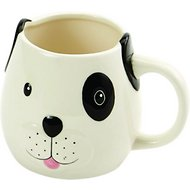 Design Imports Puppy Play Time Coffee Mug, 12-oz