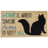 Design Imports Cat Doormat
