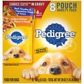 Pedigree Choice Cuts Variety Pack Beef & Chicken Wet Dog Food