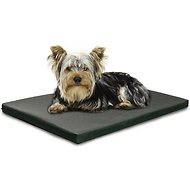 FurHaven Kennel Pad Dog & Cat Bed, Green/Gray, Extra Small