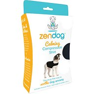 ZenPet ZenDog Calming Compression Dog Shirt, Small