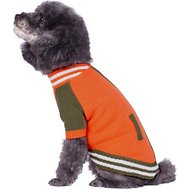 Blueberry Pet Weekender Dog Sweater, Back Length 14""