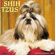 Just Shih Tzus 2018 Wall Calendar