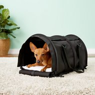 Sturdi Products SturdiBag Flex-Height Pet Carrier, Large, Black