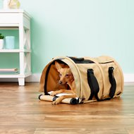Sturdi Products SturdiBag Flex-Height Pet Carrier, Earthy Tan, Large