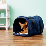 Sturdi Products SturdiBag Flex-Height Pet Carrier, Navy, X-Large