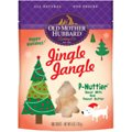 Old Mother Hubbard Holiday Jingle Jangle P-Nuttier Biscuits Baked Dog Treats