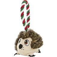 Outward Hound Holiday Hedgie Tuggiez Tug-O-War Rope Dog Toy