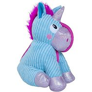 Outward Hound Unicorn Corded Seamz Holiday Plush Dog Toy