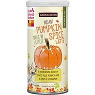 The Honest Kitchen Instant Pumpkin Spice Latte for Dogs & Cats, 5-oz jar
