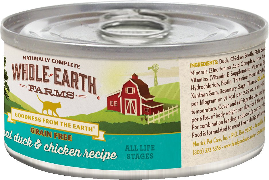 Whole Earth Farms Chicken Dog Food Reviews