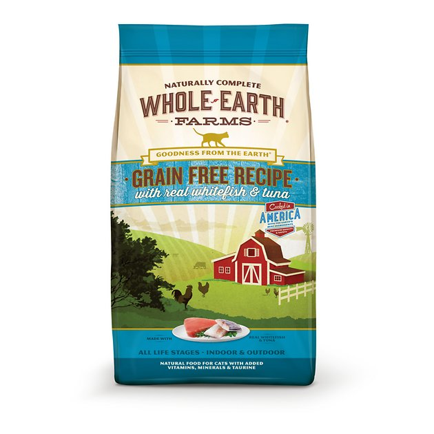 Whole Hearted Cat Food Reviews
