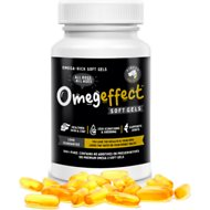 Finest for Pets Omegeffect Premium Omega-3 Soft Gels Dog Supplement, 180 count