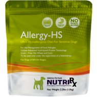 Addiction Nutri-RX Allergy-HS Ultra-Hypoallergenic Prescription Dry Dog Food, 2.2-lb bag