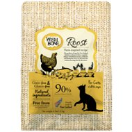 Wishbone Roost Grain-Free Dry Cat Food, 4-lb bag