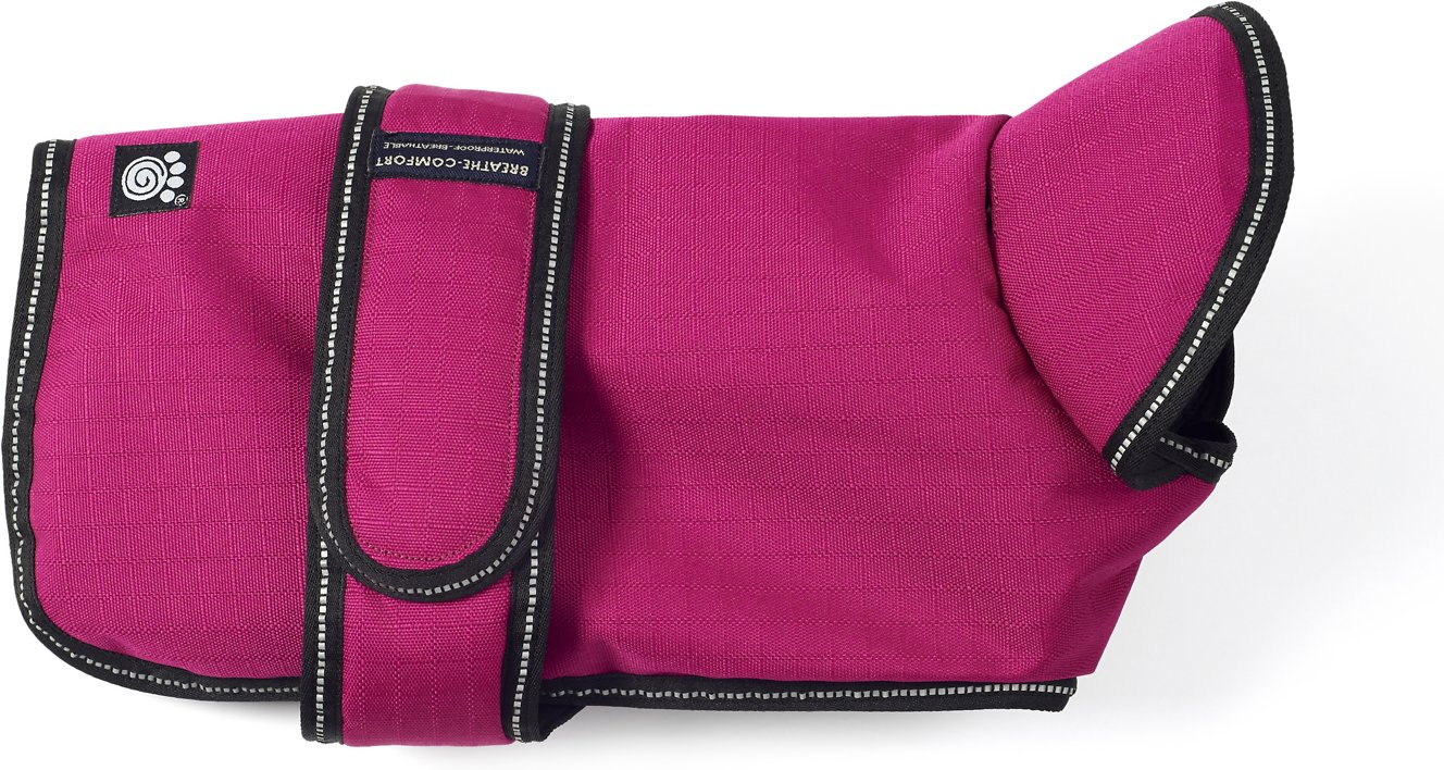 Petrageous designs juneau dog coat magenta small chewy video nvjuhfo Images
