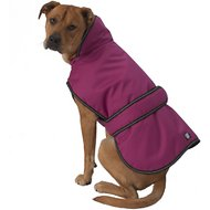 PetRageous Designs Juneau Dog Coat, Magenta, X-Large
