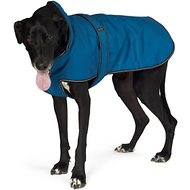 PetRageous Designs Juneau Dog Coat, XX-Large, Teal