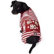 Petrageous Designs Ho Ho Ho Dog Pajamas, Small