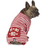 Petrageous Designs Ho Ho Ho Dog Pajamas, Medium