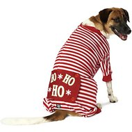 Petrageous Designs Ho Ho Ho Dog Pajamas, Large