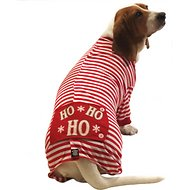 Petrageous Designs Ho Ho Ho Dog Pajamas, X-Large