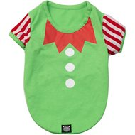 PetRageous Elf Dog Night Shirt, X-Small
