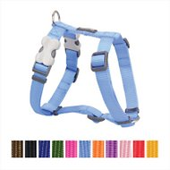 Red Dingo Classic Dog Harness, Medium Blue, Large