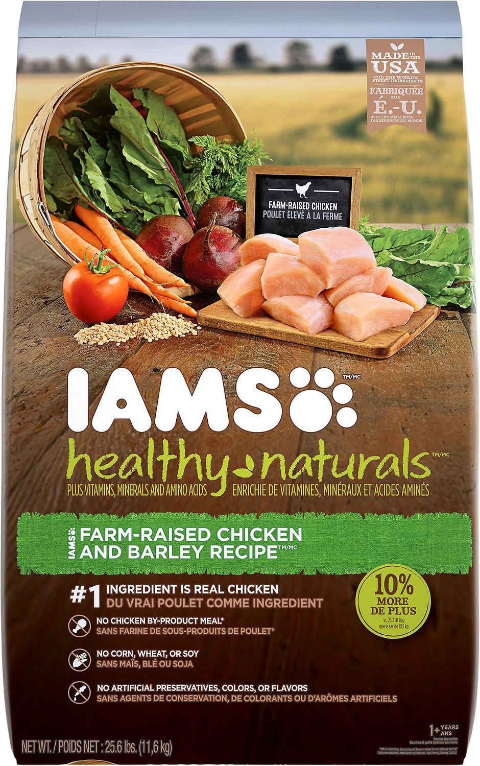 Iams Healthy Naturals Dog Food Review