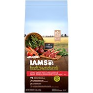 Iams Healthy Naturals with Lamb & Rice Adult Dry Dog Food, 5.5-lb bag