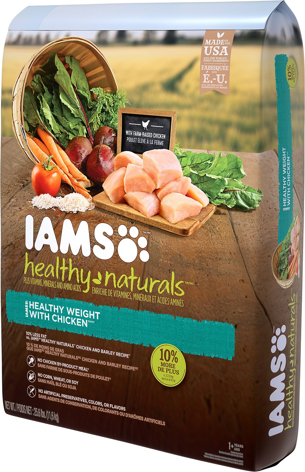 Iams healthy naturals weight management with chicken adult dry dog video forumfinder Images