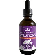 Jackson Galaxy Solutions Safe Space Cat Solution, 2-oz