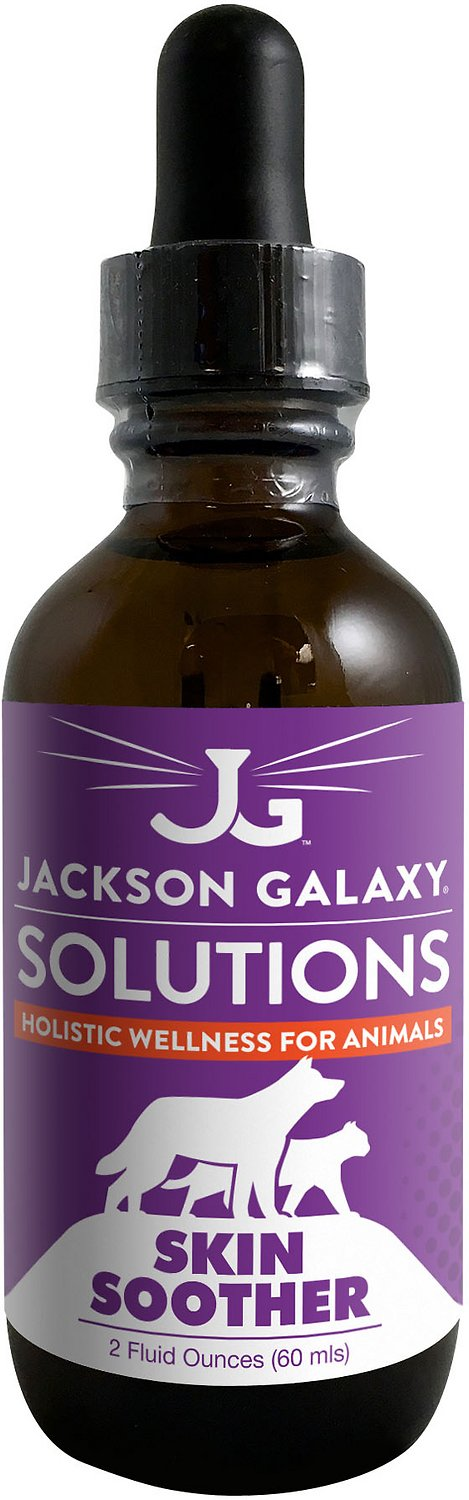 Jackson galaxy solutions skin soother pet solution 2 oz for Jackson galaxy shop