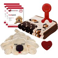 Smart Pet Love New Puppy Starter Kit, Golden
