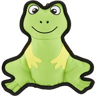 Smart Pet Love Tender Tuff Simple Green Frog Dog Toy